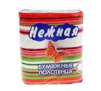 """Полотенца бумажные """"Нежная"""""""