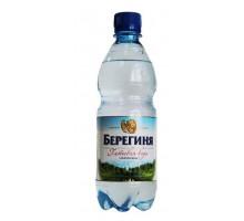 """Вода питьевая """"Берегиня"""" 0.5л. газ 12 шт."""