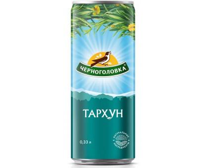 """""""Черноголовка Тархун"""" 0,33л ж/б 12 шт."""