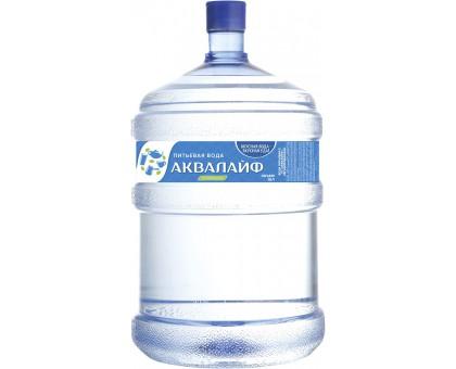 """Вода питьевая """"Аквалайф"""" 19л"""