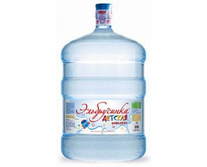"""Вода питьевая """"Эльбрусинка"""" 19л"""